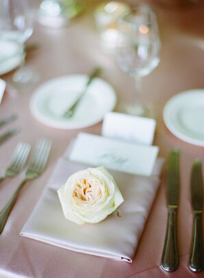 Fresh and Whimsical Place Settings