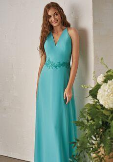 JASMINE P206008 V-Neck Bridesmaid Dress