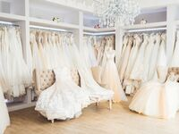 bridal salons wedding dresses layout