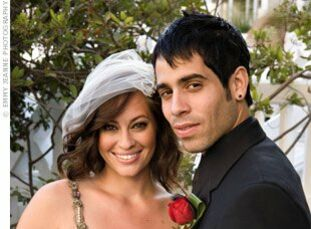When The Knot and MySpace teamed up to create Married On MySpace, an online show where one couple would let the MySpace community pick every detail of