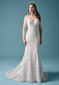 Maggie Sottero ERIN Sheath Wedding Dress