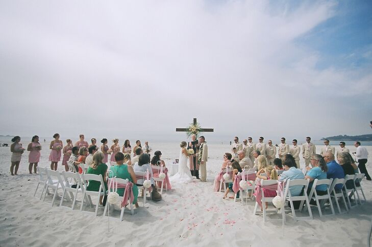 Carmel Beach Ceremony