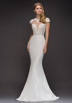Blush by Hayley Paige 1819-Daisy Sheath Wedding Dress