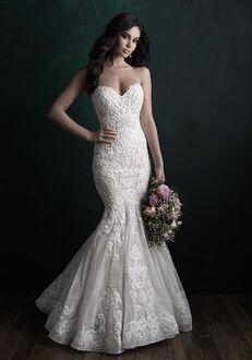 Allure Couture C510 Mermaid Wedding Dress