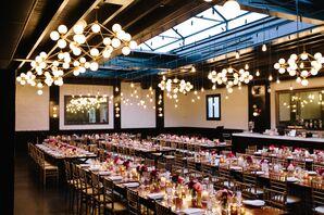 Brooklyn's 501 Union Wedding Reception