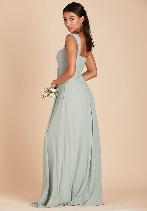 Birdy Grey Maria Convertible Dress in Sage Sweetheart Bridesmaid Dress