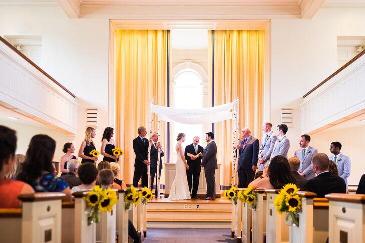 The Chapel at Hamilton College Ceremony