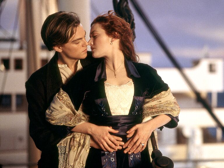 Rose and Jack famous movie couples