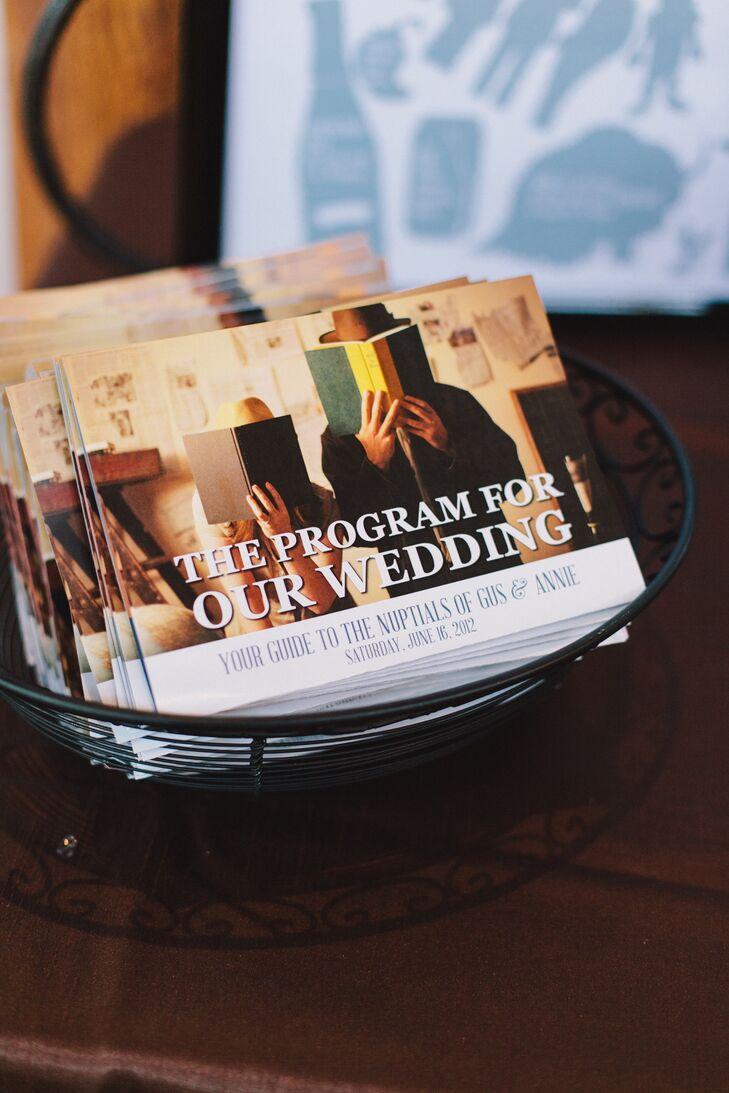 Photo Program Booklet