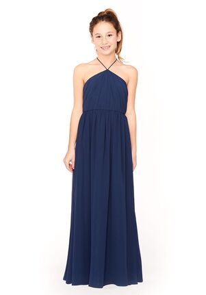 Bari Jay Bridesmaids 1969-JR Halter Bridesmaid Dress