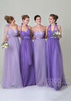CocoMelody Bridesmaid Dresses COZF1500B Sweetheart Bridesmaid Dress