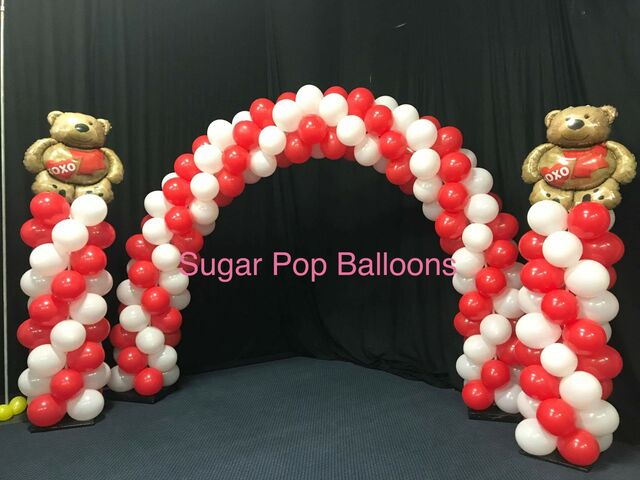 Sugar Pop Balloons Decor Rochester Ny