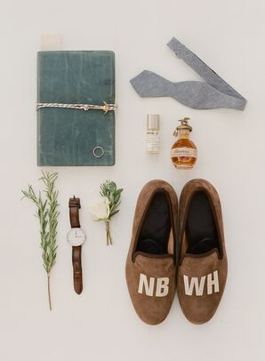Personalized Loafers and Men's Accessories