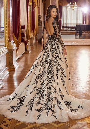 Moonlight Couture H1477 A-Line Wedding Dress