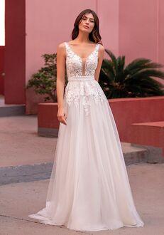 WHITE ONE ELM Ball Gown Wedding Dress
