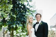 For their wedding, Katie and James wanted their day to be a reflection of what they love most about spending time with their family and friends -- goo
