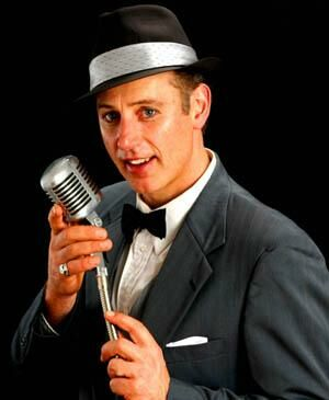 Arthur Alder-Crooner 4 Hire