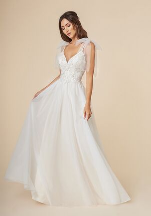 Moonlight Tango T845 A-Line Wedding Dress
