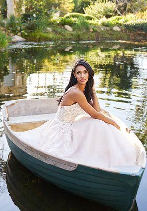 Moonlight Collection J6571 A-Line Wedding Dress