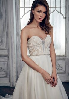 Calla Blanche 17129 Maddison A-Line Wedding Dress
