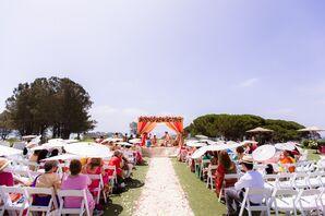 Ceremony Sun Parasols