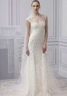 Monique Lhuillier Radiance Sheath Wedding Dress