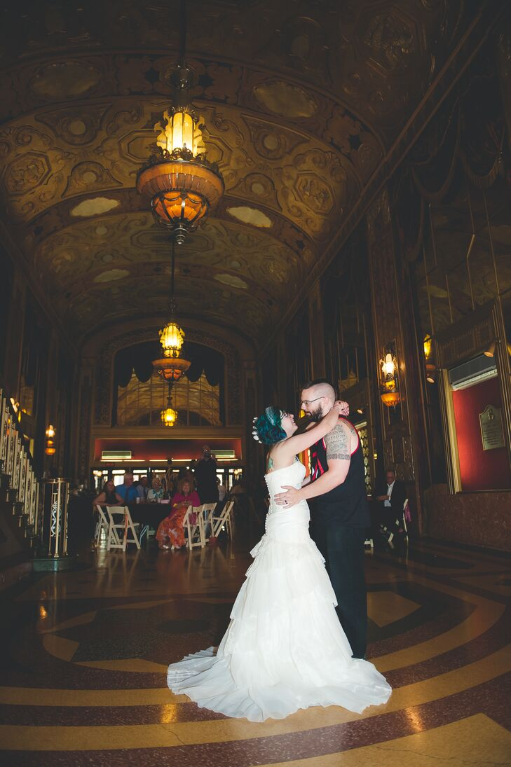 Historic Theatre First Dance
