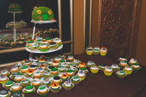 Lord of the Rings Dessert Table