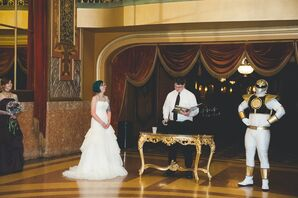 Quirky Theatre Ceremony