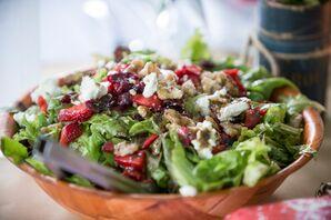 Fruity Salad Entree