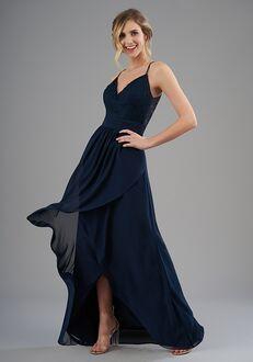 B2 Bridesmaids by Jasmine B203064 V-Neck Bridesmaid Dress