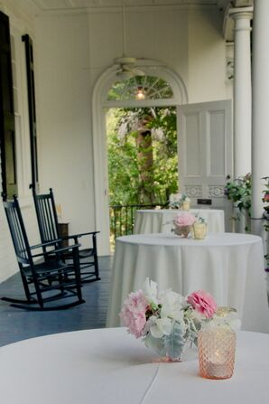 Charming Porch Cocktail Tables