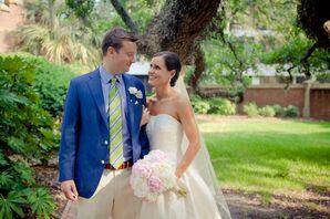 Lindsey and Jim's Preppy Charleston Wedding