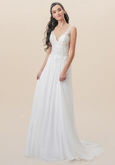 Moonlight Tango T823 A-Line Wedding Dress