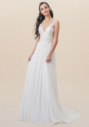 Moonlight Tango T823 A-Line Wedding Dress