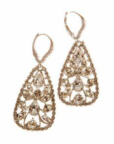 MEG Jewelry Lombarde earrings Wedding Earring photo