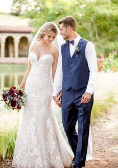 Essense of Australia D2424 Wedding Dress