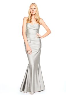 Bari Jay Bridesmaids 2004 Strapless Bridesmaid Dress