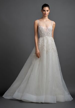 Lazaro Gabriela/3900 A-Line Wedding Dress