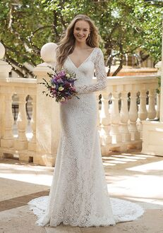 Sincerity Bridal 44078 Sheath Wedding Dress