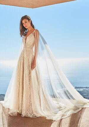 Val Stefani LYRA A-Line Wedding Dress