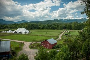 Wedding reception venues in asheville nc the knot hidden river events junglespirit Choice Image