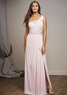 Belsoie Bridesmaids by Jasmine L204001 One Shoulder Bridesmaid Dress