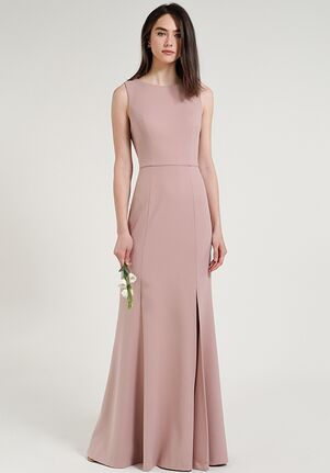 Jenny Yoo Collection (Maids) Gia Bateau Bridesmaid Dress