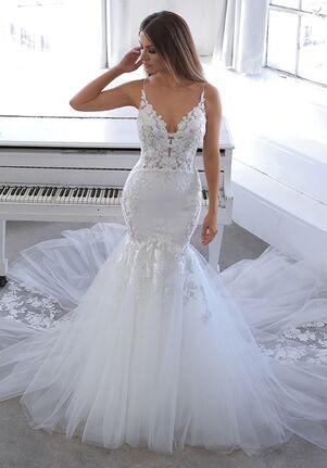 Blue by Enzoani NICHELLE Mermaid Wedding Dress