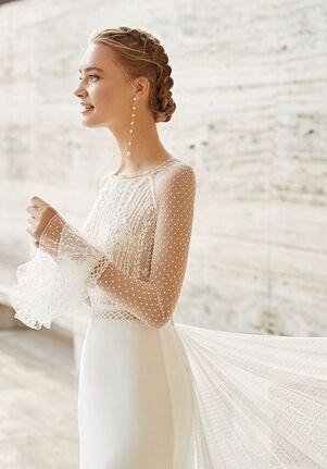 Rosa Clará Couture ELYAN Sheath Wedding Dress