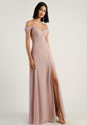 Jenny Yoo Collection (Maids) Priya Off the Shoulder Bridesmaid Dress
