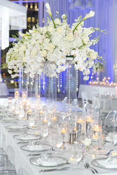 RJ Glam - Flowers, Decor, Design and Rentals