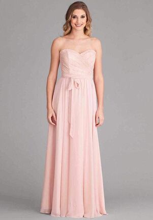 Kennedy Blue Kinley Strapless Bridesmaid Dress