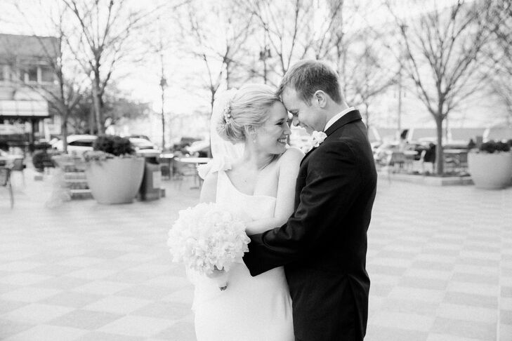 An Ultra Chic Classic Wedding At Mint Museum Uptown In Charlotte